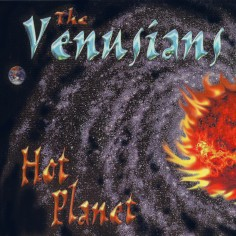 Venusians CD cover image