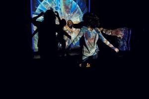 Women Dancing inside the 5th Dimension